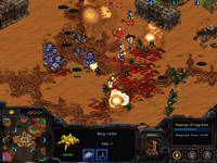 Starcraft: Broodwar, скриншот, 70KB