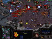 Starcraft: Broodwar, скриншот, 81KB