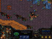 Starcraft: Broodwar, скриншот, 76KB