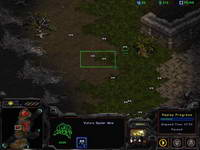 Starcraft: Broodwar, скриншот, 58KB