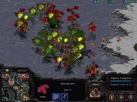 Starcraft, скриншот, 72KB