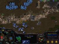 Starcraft, скриншот, 65KB