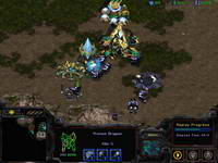 Starcraft, скриншот, 60KB