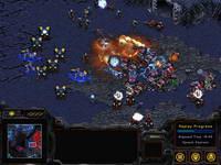 Starcraft: Broodwar, скриншот, 86KB