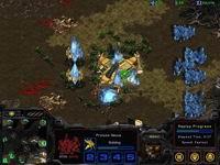 Starcraft, скриншот, 62KB