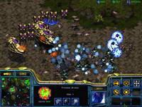 StarCraft, скриншот, 80KB