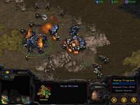 StarCraft, скриншот, 64KB