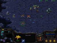 StarCraft, скриншот, 74KB