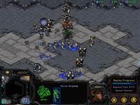 Starcraft, скриншот, 315KB