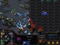 Starcraft, скриншот, 358KB