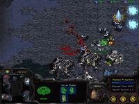 Starcraft, скриншот, 354KB