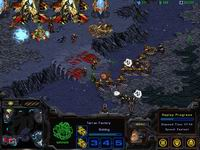 Starcraft, скриншот, 375KB