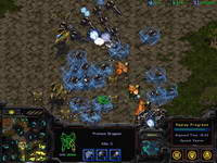 Starcraft, скриншот, 151KB