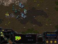 Starcraft, скриншот, 109KB