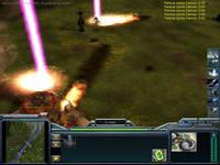 C&C Generals, скриншот, 74KB