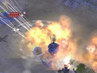 скриншот Command & Conquer: Generals — Zero Hour, 167 KB