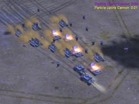 скриншот Command & Conquer: Generals — Zero Hour, 150 KB