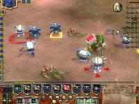 Chaos League, скриншот, 96KB