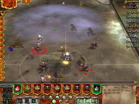 Chaos League, скриншот, 75KB