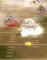 Chaos League, скриншот, 43KB