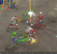 Chaos League, скриншот, 54KB