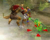 Chaos League, скриншот, 65KB