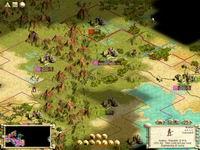 Civilization 3, скриншот, 166KB