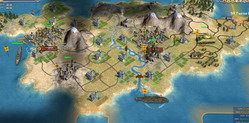 Civilization IV: Warlords     скриншот, 148KB