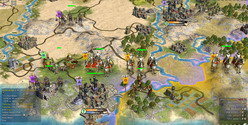 Civilization IV: Warlords     скриншот, 151KB