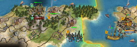 Civilization IV: Warlords     скриншот, 146KB
