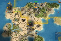 Civilization IV: Warlords     скриншот, 142KB