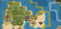 Civilization IV: Warlords     скриншот, 144KB