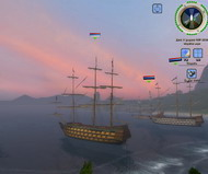 Корсары: возвращение легенды     скриншот, 117KB