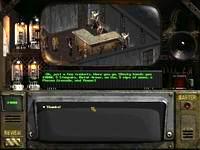Fallout II, скриншот, 60KB