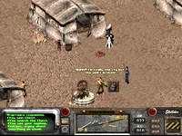 Fallout II, скриншот, 91KB