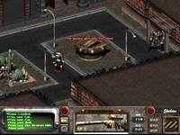 Fallout II, скриншот, 70KB