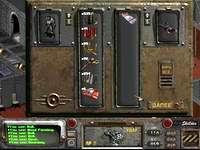 Fallout II, скриншот, KB