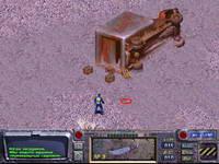 Fallout, скриншот, 90KB
