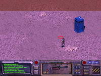 Fallout, скриншот, 91KB