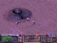 Fallout, скриншот, 84KB