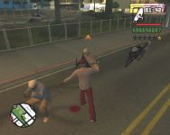скриншот GTA San Andreas, 99KB