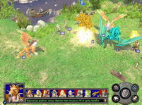 Heroes of Might & Magic V     скриншот, 144KB