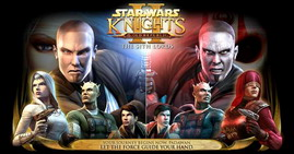 Star Wars: Knights of the Old Republic II: The Sith Lords     скриншот, 111KB