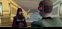 Star Wars: Knights of the Old Republic II: The Sith Lords     скриншот, 123KB
