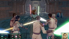 Star Wars: Knights of the Old Republic II: The Sith Lords     скриншот, 133KB
