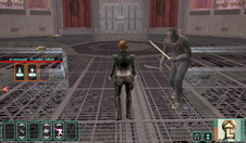 Star Wars: Knights of the Old Republic II: The Sith Lords скриншот, 128KB