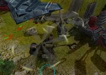 Massive Assault, скриншот, 89KB