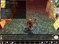 Neverwinter Nights, скриншот, 128KB