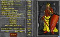 Oblivion, скриншот, 81KB