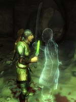 Oblivion, скриншот, 31KB